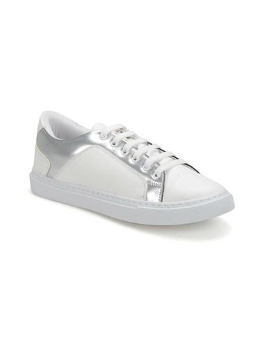 Art Sneakers Gümüş